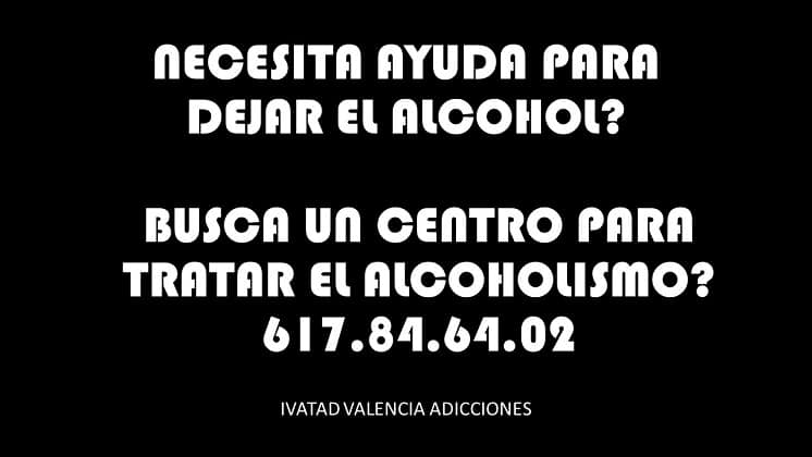 CENTRO DE DESINTOXICACIÓN VALENCIA ALCOHOLISMO
