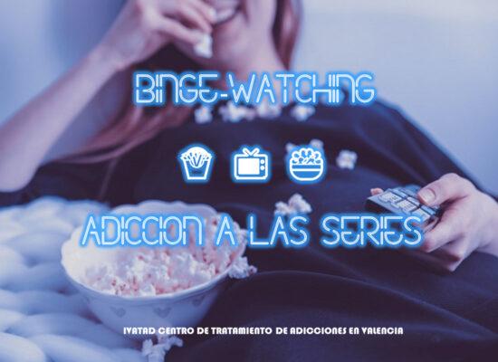 En Valencia Adicciones encontramos personas que preguntan ¿cómo saber si soy adicto a las series?