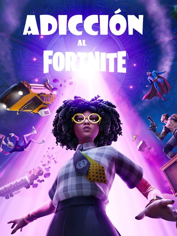 La adicción al Fortnite consiste en una pérdida de control sobre el videojuego.