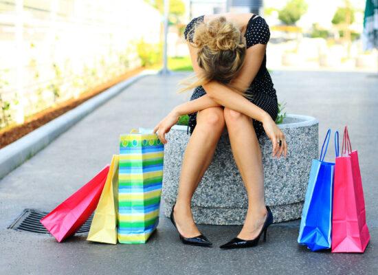 adicción a las compras black friday 2020