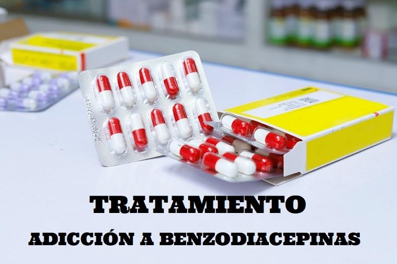 El tratamiento de adicción a benzodiacepinas.