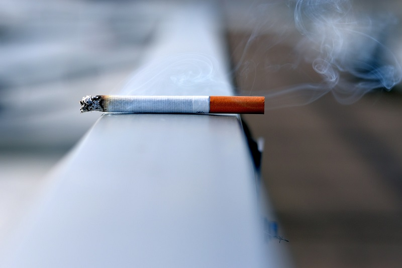 ¿Cómo saber si soy adicto al tabaco? El test de adicción al tabaco ofrece ayuda para dejar de fumar.