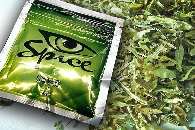 Marihuana sintética. También llamado Spice, hardcore o pescao en Valencia.