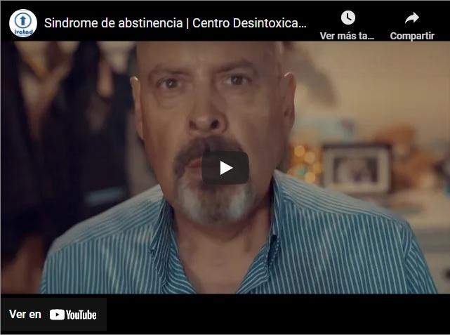 El sindrome abstinencia alcohol, cocaina y drogas