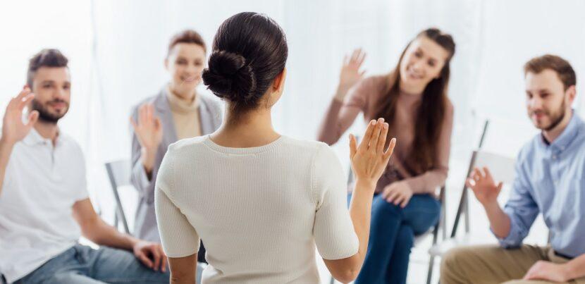 La terapia de grupo es el tratamiento más eficaz que existe para superar las adicciones en Valencia