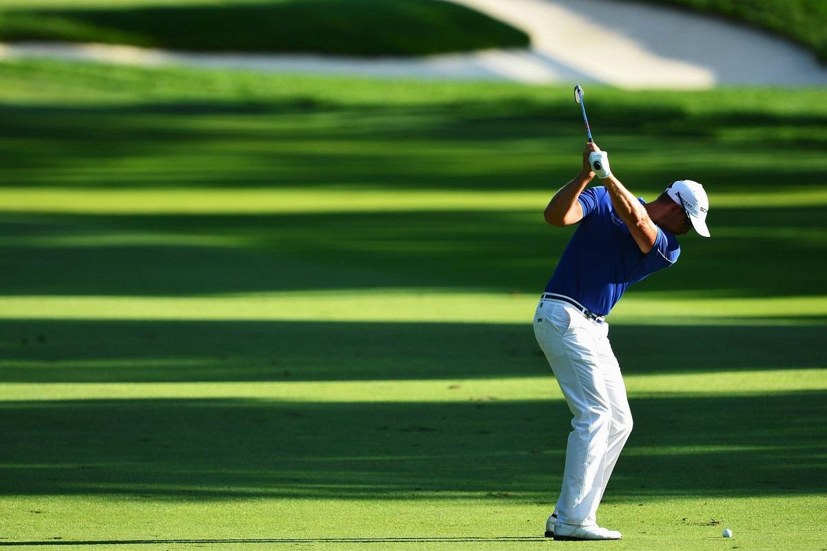 Las clases de golf se usan en algunos centros de drogas como actividad complementaria al tratamiento