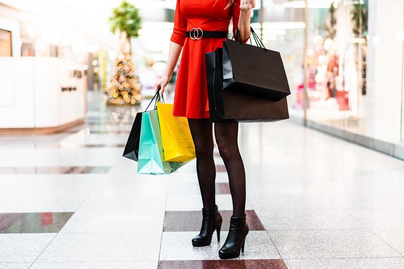 El test de la adicción a las compras sirve para saber si soy adicta a las compras.